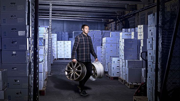 Gründer Jens Christian Holmen i Polarwheel, deltaker i Telemark Online. Foto Max Emanuelson