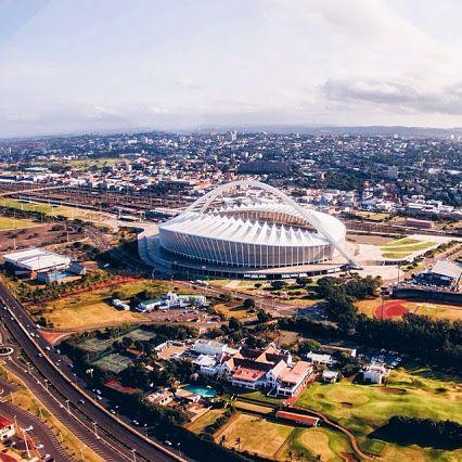 Moses Mabhida Stadium - Google+ Via Instagram by @Shawn_9 #Durban