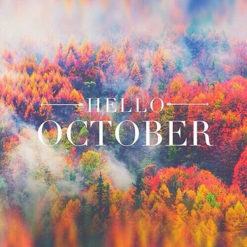 Exceptional Hello October