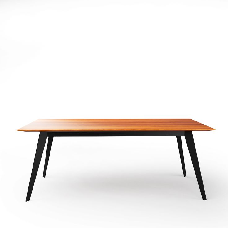 Free 3d model: LinieM Table System by MuellerManufaktur http://dimensiva.com/liniem-table-system-by-muellermanufaktur/