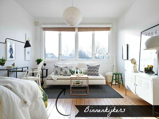 9 best Stijlen (klein appartement) images on Pinterest Home ideas
