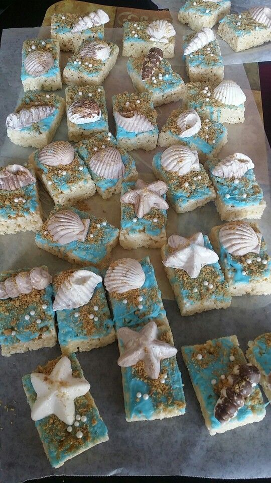 best 25  beach theme desserts ideas on pinterest