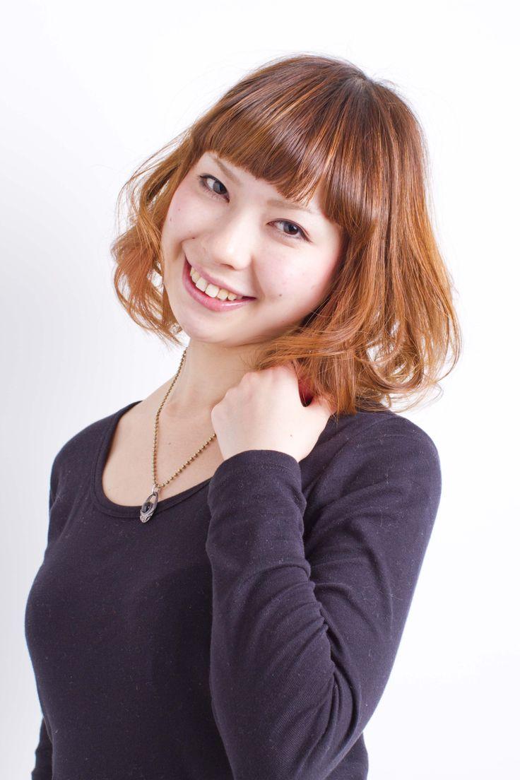 ミディアムボブ Hair 伊藤隆太