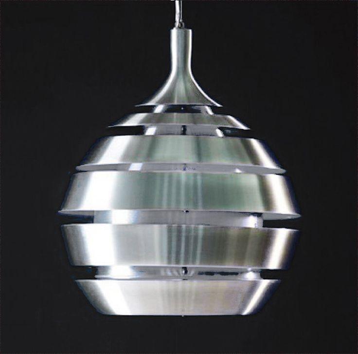 Cocoon hanglamp alu/alu