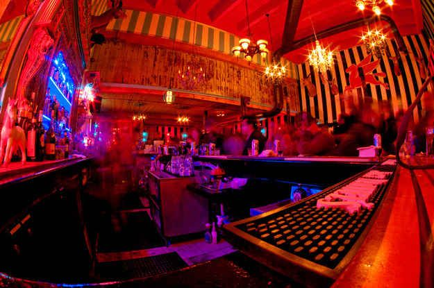 The Unicorn Bar — Seattle, Washington... 19 bars in America you should drink at before you die.