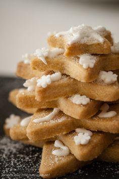 Sapin de Noël en biscuits © Ma P'tite Campagne