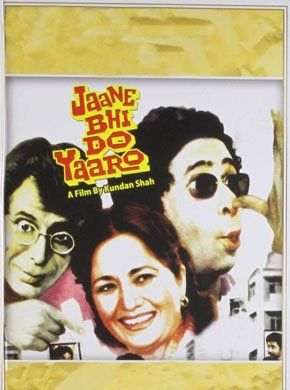 Jaane Bhi Do Yaaro Hindi Movie Online - Naseeruddin Shah, Bhakti Barve, Om Puri, Pankaj Kapoor, Satish Shah, Satish Kaushik and Bhakti Barve. Directed by Kundan Shah. Music by Vanraj Bhatia. 1983 ENGLISH SUBTITLE