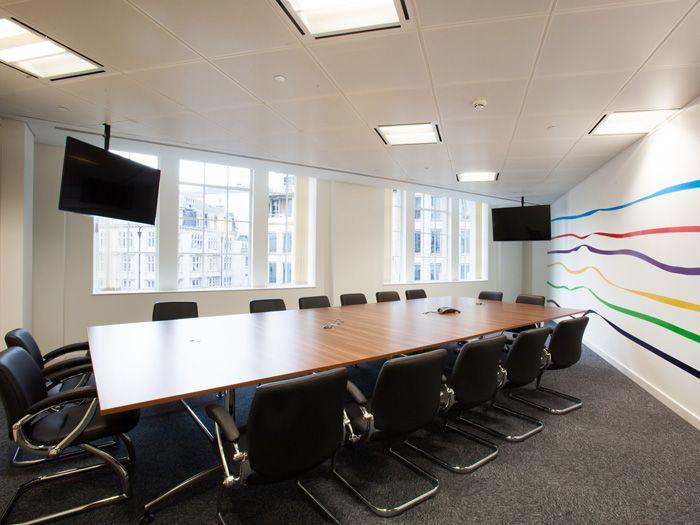 Office Fitout London