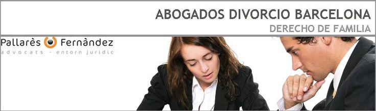 Abogados divorcio barcelona. http://www.abogadodivorciosbarcelona.com/