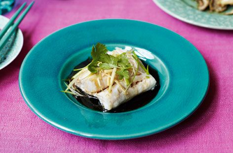 Ken Hom Steamed Cantonese Style Fish - Tesco real Food - Tesco Real Food