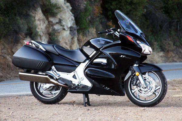 #motorcycles #honda st1300 2010