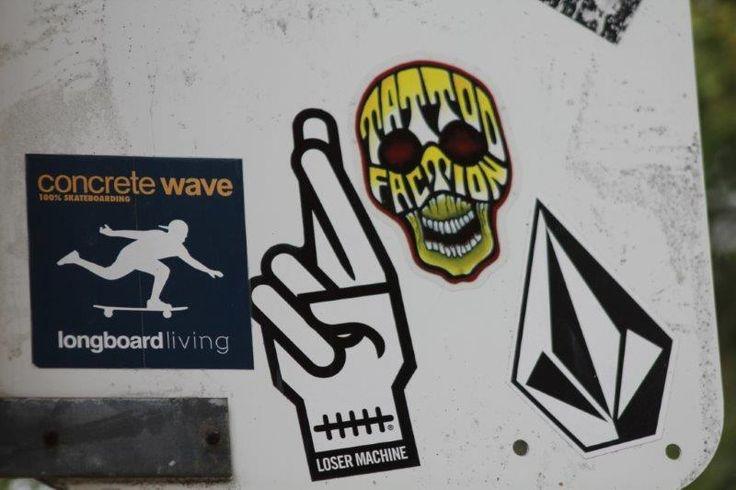 Stickers - Kensington Market (Toronto)