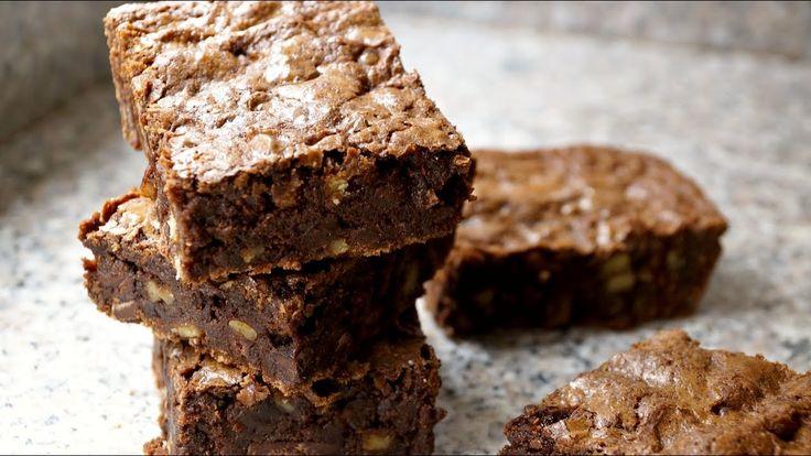 ¡Brownies Súper Chocolatosos! Receta de Kris Jenner - Francisca Mejía