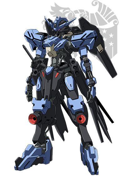 ガンダム・ヴィダール Mobile Suit-モビルスーツ- 機動戦士ガンダム 鉄血のオルフェンズ