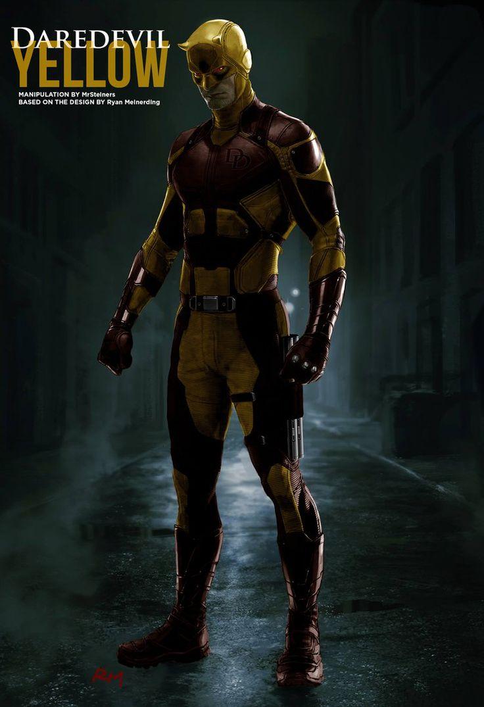 Marvel's Daredevil: YELLOW - Concept Manipulation by MrSteiners on DeviantArt