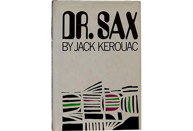 Dr. Sax by Jack Kerouac, 1959 Edition / One Kings Lane