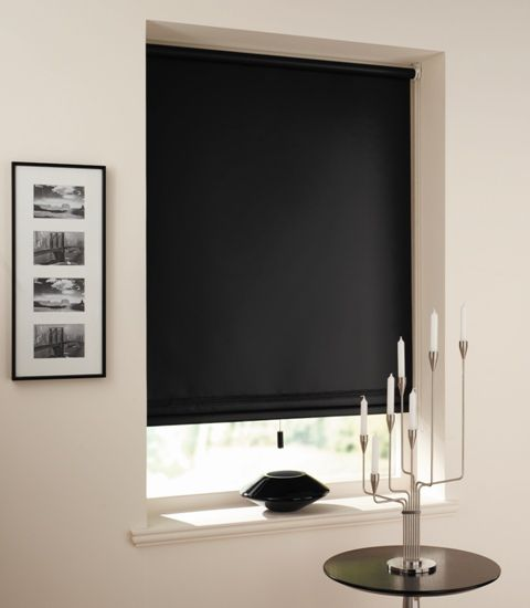 Blackout blinds are great for rooms where you want, or need, to be ...