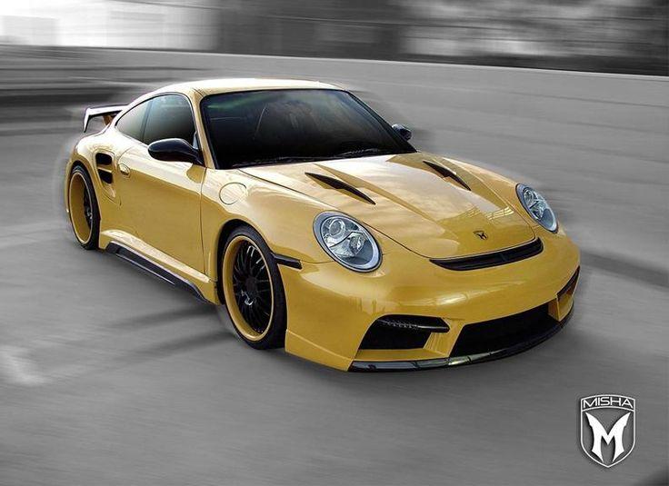 Misha Porsche 911 Turbo