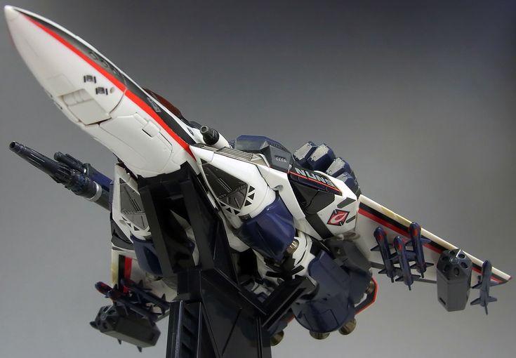 バンダイ DX超合金 VF-171EX ナイトメアプラスEX[早乙女アルト機]用アーマードパーツ レビュー/ガムの玩具店