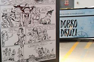 """Kreativní zóna DEPO 2015 přichází s interaktivní výstavou s názvem """"Dobrodruzi""""-Foto:Rostislav Duršpek"""