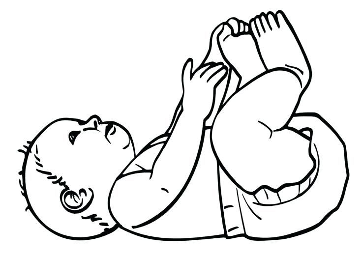 Free Printable Baby Coloring Pages For Kids Baby Coloring Pages Baby Supplies New Baby Products
