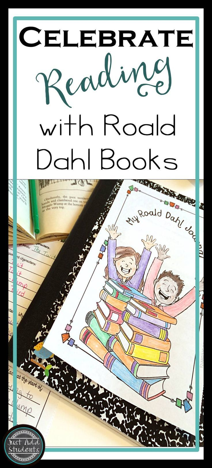 author project roald dahl Fan site for author roald dahl (1916-1990) menu home   teacher ideas  along with a suggested final project (note: .