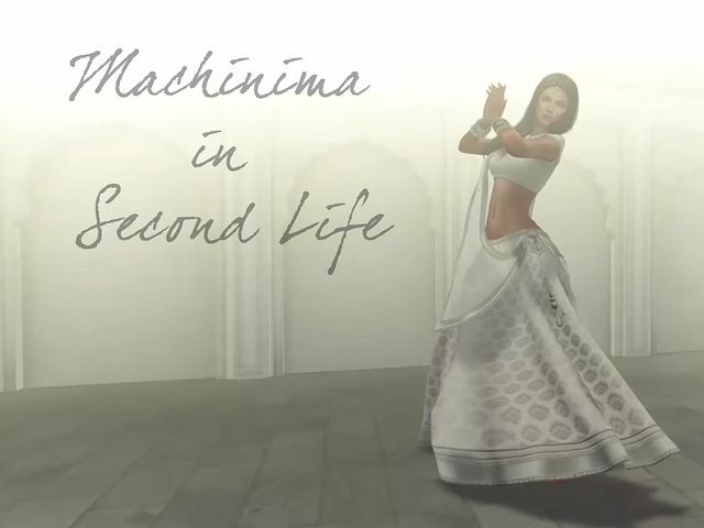 Machinima in Second Life