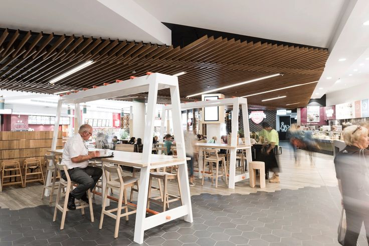 Bayside Food Court | Techne