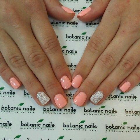 Botanic Nails: Shellac Nails Designs Ideas, Nails Nails, Nails Art