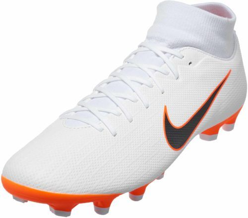 wholesale dealer ad5cd 04baf Nike Superfly 6 Academy MG – White/Metallic Cool Grey/Total ...