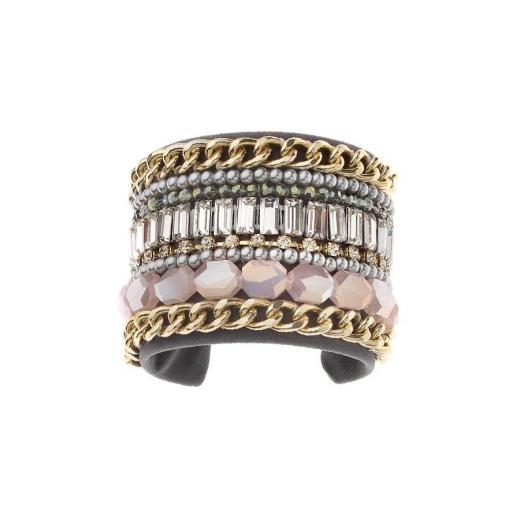 Ottaviani bijoux,BRACCIALE CON CRISTALLI