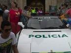 FERRARI   Police Patrol in Colombia...