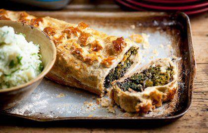 Vegetarian Wellington Recipe - Great British Chefs