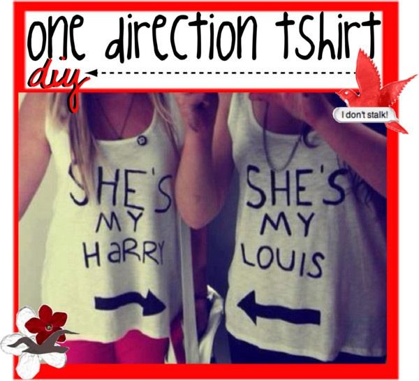 My BFF and I need to do this because we already call each other Harry and Louis! :D