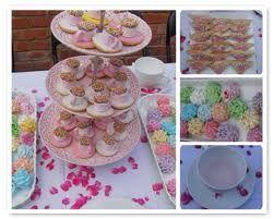 high tea girls party