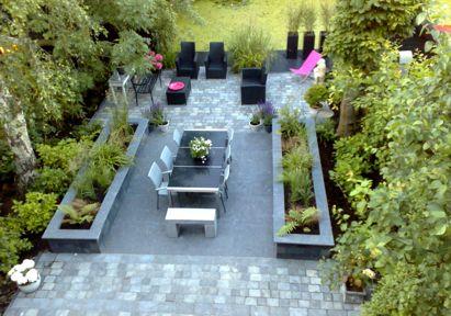 Budget tuin ideeen google zoeken tuin pinterest for Ideeen voor tuin