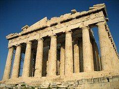 Acrópolis, Templo, Partenón, Atenas