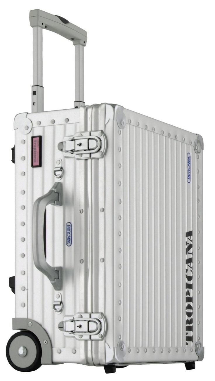 46 best RIMOWA images on Pinterest | Rimowa, Suitcases and Travel ...