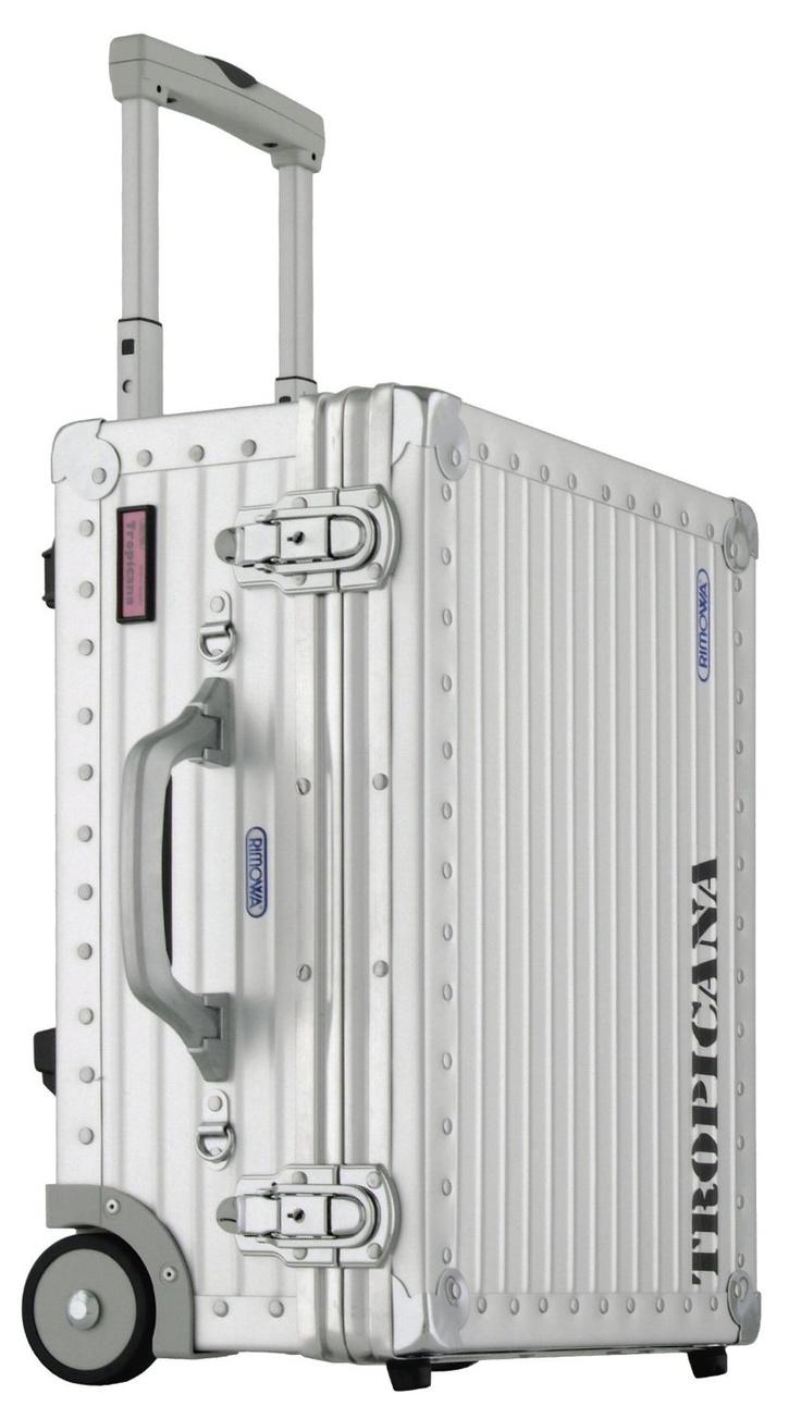 Camera Suitcase Rimowa