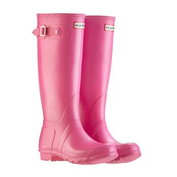 Things Pink, Rainboots, Fashion, Hunters Wellies, Hunters Pink, Clothing Style, Hunters Rain Boots, Hunters Boots, Pink Hunters