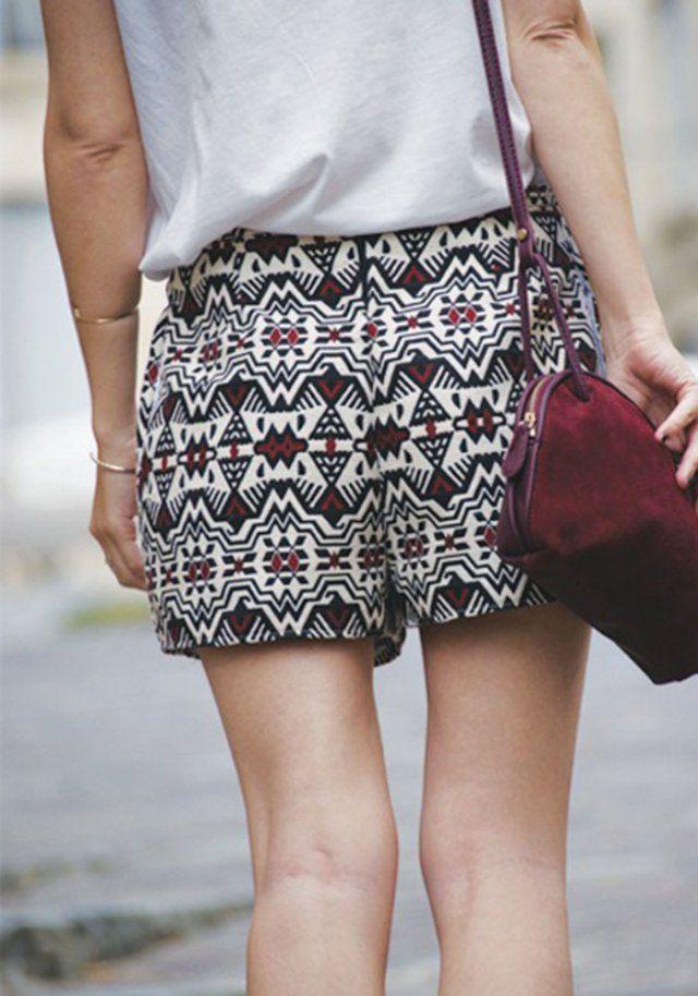 Coudre un short : les + beaux patrons de couture et DIY !