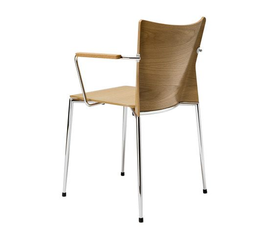Dome 2 by Piiroinen | Visitors chairs / Side chairs