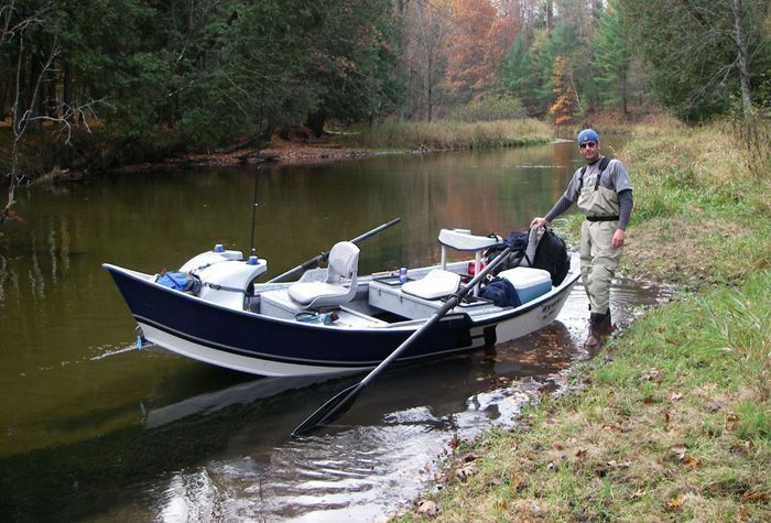 17 best images about fly fish drift boat on pinterest for Fly fishing boats