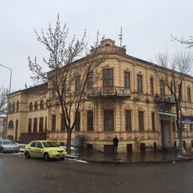 Eski Rus Binası (Defterdarlık)