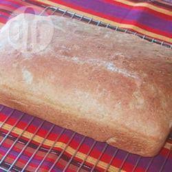 Foto recept: Havermoutbrood met tarwekiemen
