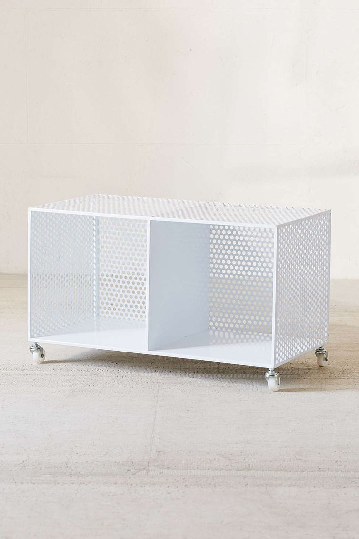 Rolling Storage Containers With Handle Part - 34: Zoey Rolling Storage Bin