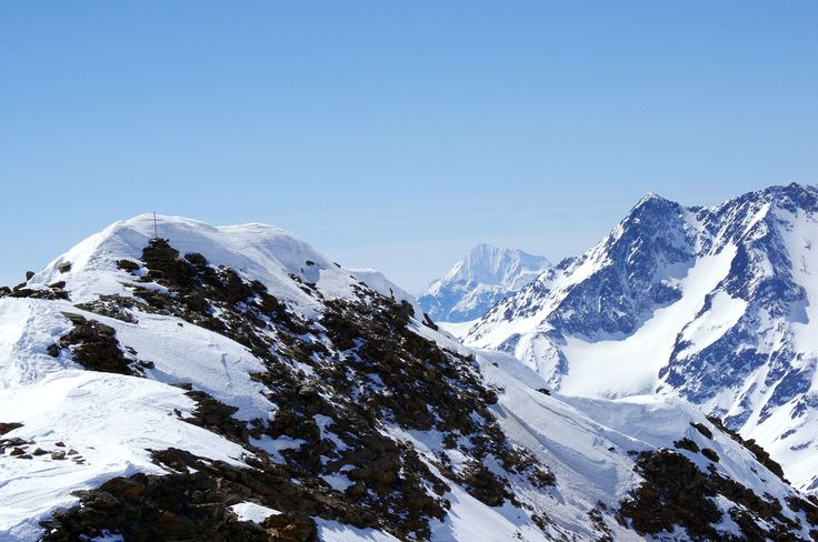 SNOW SAFARI | IM HINTEREN EIS (3269m) | SNOWCAMPITALY | snowcamp.it