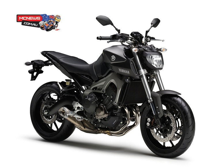 Yamaha Mt 09 The New 850cc Triple From Yamaha Specs Images And