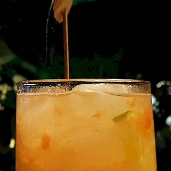 """Batida Bossa Nova A mistura pode ser chamada de caipirinha, e esta receita tem algumas novidades. A preparação é clássica: como bebida, escolha entre cachaça, vodka, rum, saquê, conhaque ou uísque.Use um copo alto. Com o socador de caipirinhas, amasse pedaços de abacaxi e mamão com uma dose da bebida escolhida. Pingue algumas gotas de … Continue lendo """"Batida Bossa Nova"""""""