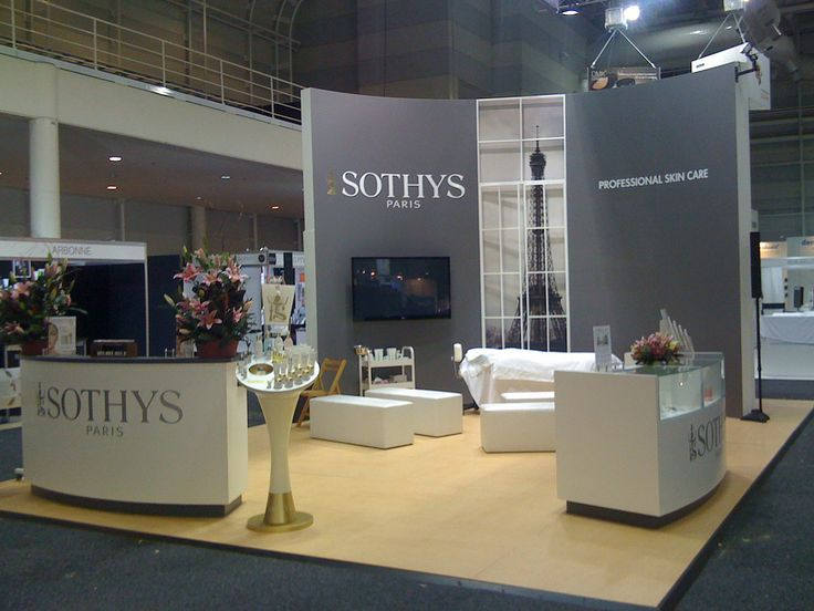 Sothys Exhibition Stand | Flickr - Photo Sharing!